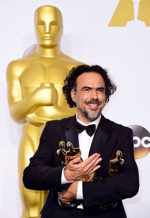 Oscars-Alejandro-G-Inarritu-15-02-22-2-dpa - Bildquelle: dpa