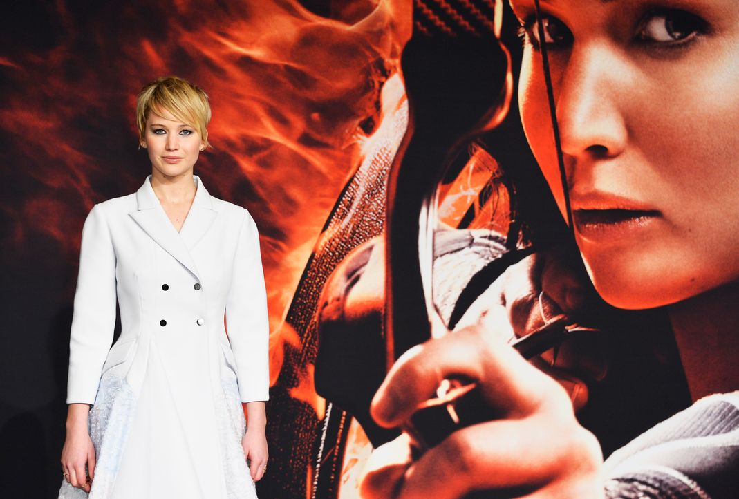 Hunger-Games-Catching-Fire-Deutschland-Premiere-15-AFP - Bildquelle: AFP