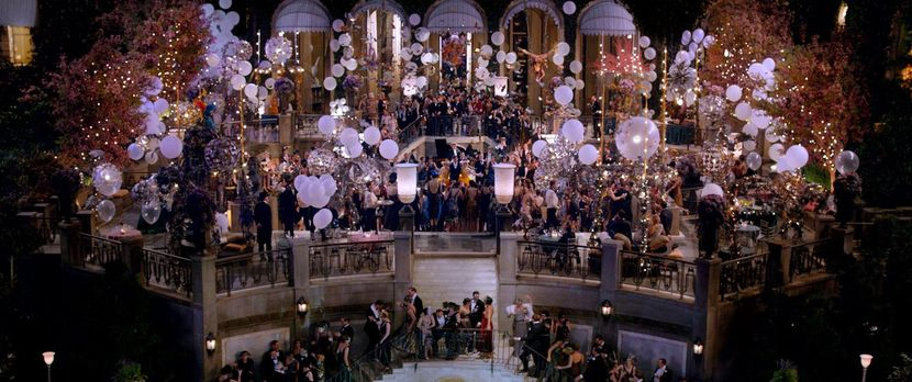 Der große Gatsby - Rauschende Feiern, überwältigende Dekadenz und faszinieren...