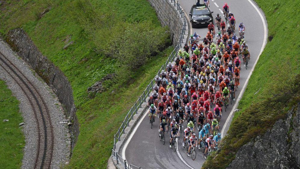Ulissi gewinnt die erste Bergankunft der Tour de Suisse - Bildquelle: PIXATHLONPIXATHLONSID