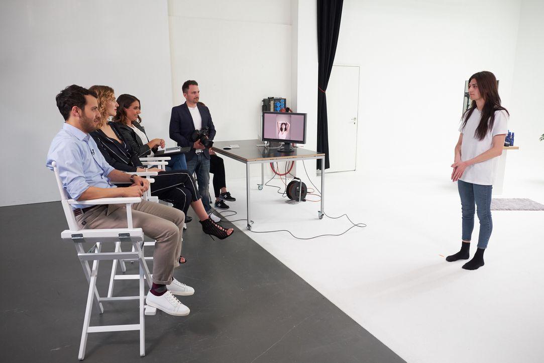 SNTM_S4_Casting_Beiersdorf_0213 - Bildquelle: ProSieben Schweiz