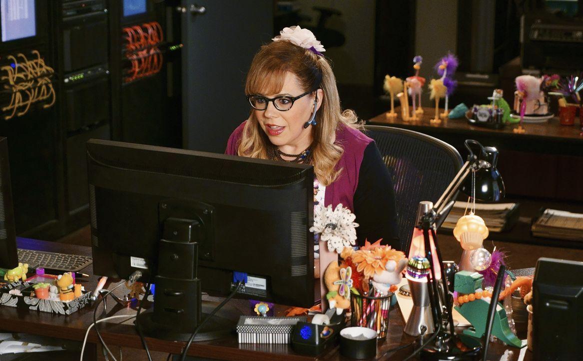 Gibt alles, um einen Serientäter ausfindig zu machen: Garcia (Kirsten Vangsness) ... - Bildquelle: Monty Brinton ABC Studios