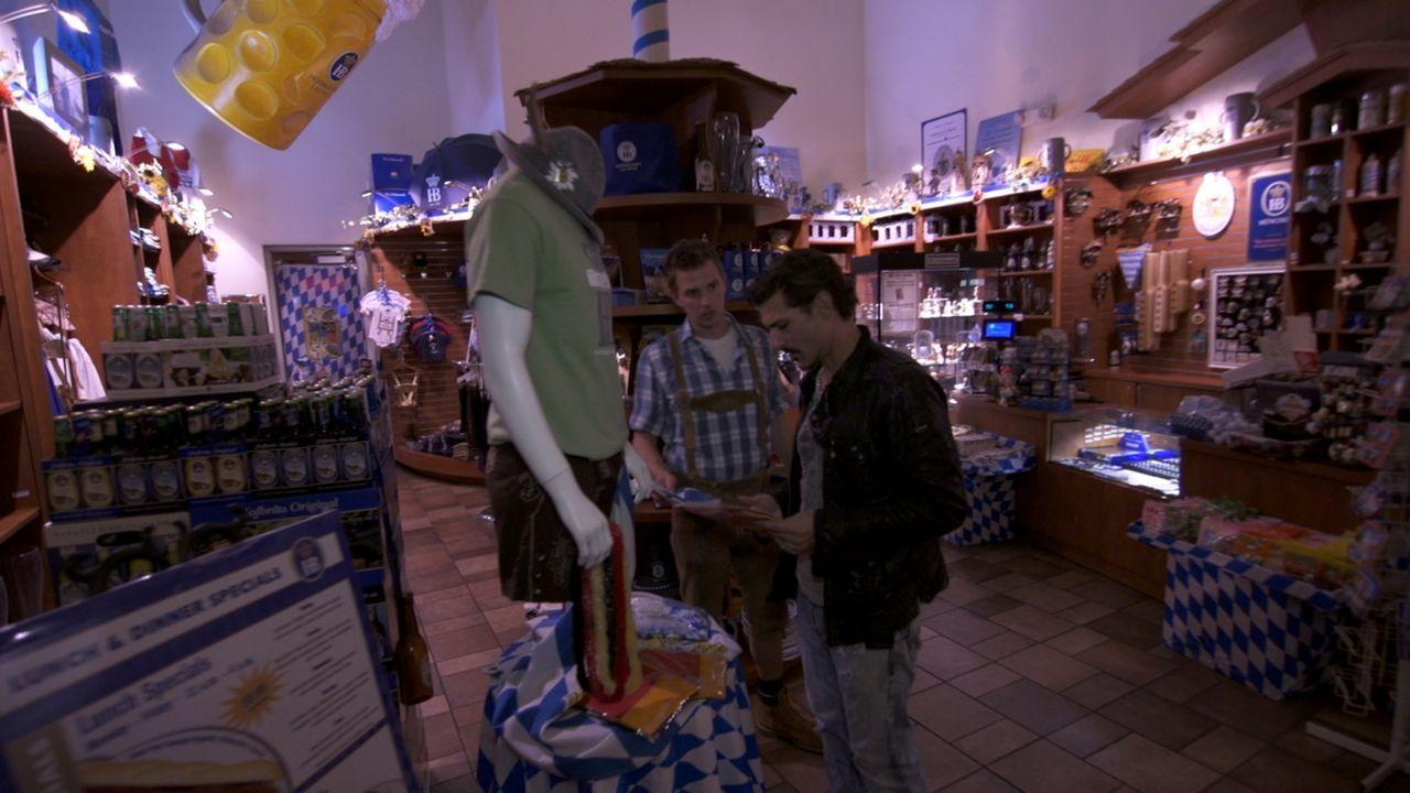 Der 38-jährige Chris aus Köln hat in Los Angeles eine Marktlücke entdeckt: Echte deutsche Currywurst an den Mann bringen. Und jetzt will Chris no... - Bildquelle: kabel eins