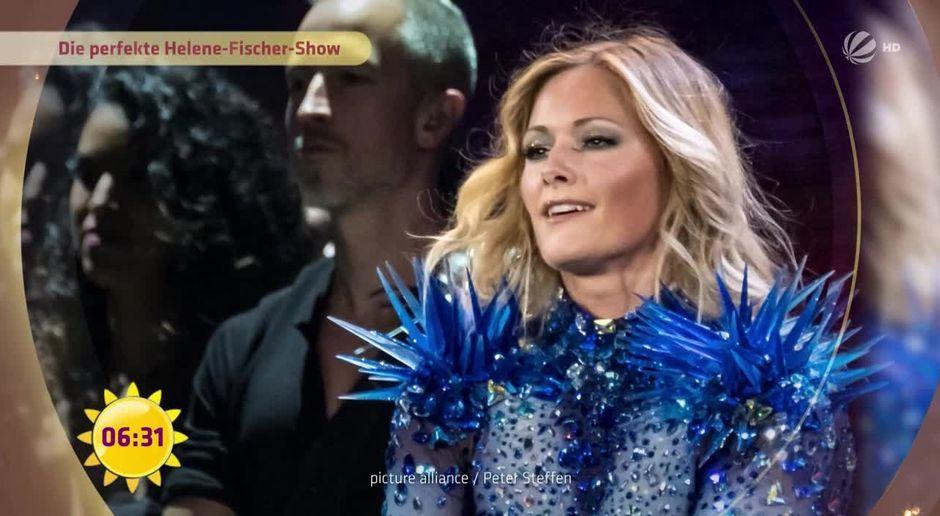 Helene Fischer Mega Show Und Trotzdem Kritik