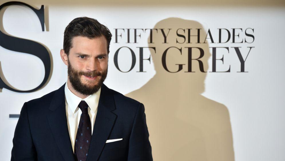 Fifty Shades Of Grey Mit Jamie Dornan Sex Szenen Waren Das Kleinste