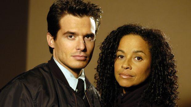 Richard Donovan (Antonio Sabato jr., l.) und Madison Kelsey (Rae Dawn Chong,...