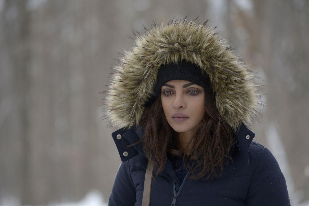 Ihre Schuld an Natalies Tod belastet Alex (Priyanka Chopra) - vor allem, weil sie niemandem davon erzählen kann ... - Bildquelle: Philippe Bosse 2015 ABC Studios