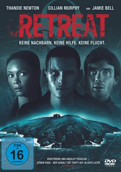 RETREAT - Cover - Bildquelle: 2011 Sony Pictures Television Inc. All Rights Reserved.