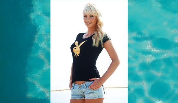 August-Playmate Sarah Domke aus Werder - Bildquelle: Wilfried Wulff für Playboy 08/2013