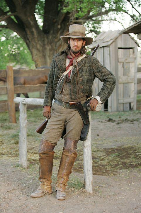 Als Ranger muss Bill Coleman (Ray McKinnon) seine Geliebte häufig alleine zurücklassen, und das wird der jungen Liebe schließlich zum Verhängnis ...... - Bildquelle: 2006 CBS Broadcasting Inc. All Rights Reserved.