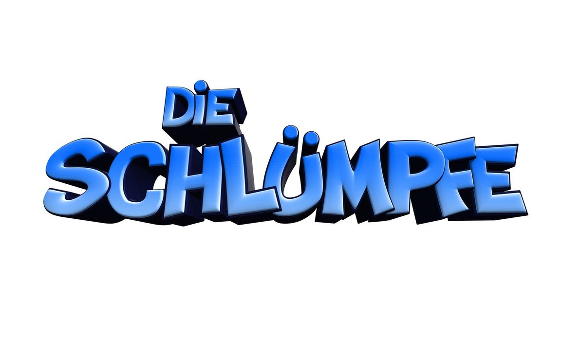 """Die Schlümpfe"" - Logo - Bildquelle: 2011 Columbia Pictures Industries, Inc. and Hemisphere - Culver Picture Partners I, LLC. All Rights Reserved."