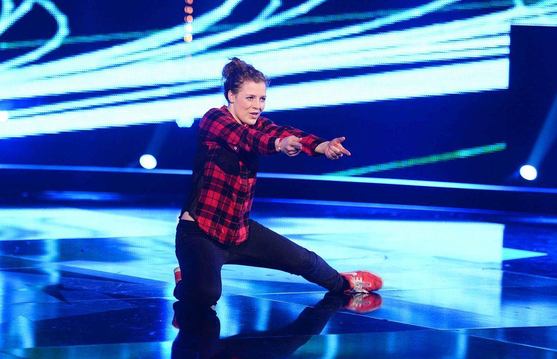 Got-To-Dance-Franziska-Broschek-04-SAT1-ProSieben-Willi-Weber - Bildquelle: SAT.1/ProSieben/Willi Weber