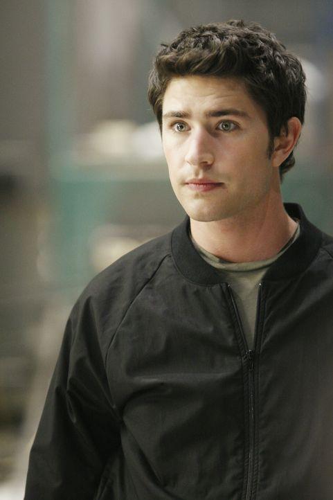 Erfährt von Cassidy, dass Latnok das Experiment von Adam Baylin weiterführen will: Kyle (Matt Dallas) ... - Bildquelle: TOUCHSTONE TELEVISION