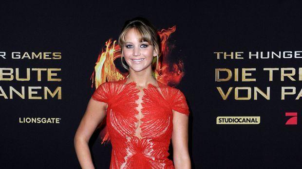 "Stars - Jennifer Lawrence in ""Tribute von Panem"": Innere Verbundenheit mit ""Katniss"""