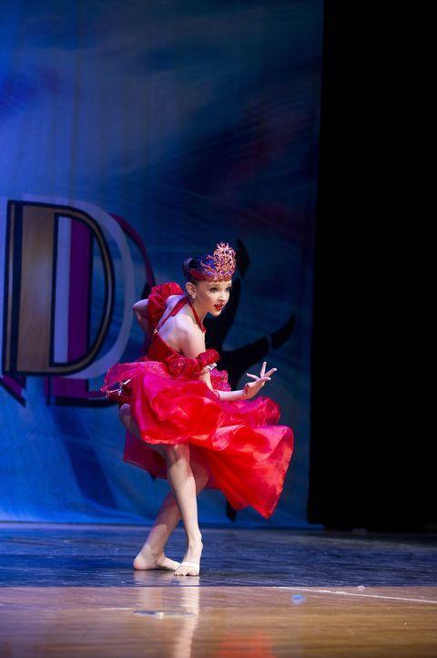 Auf der Bühne blüht Kandall auf ... - Bildquelle: Barbara Nitke 2012 A+E Networks