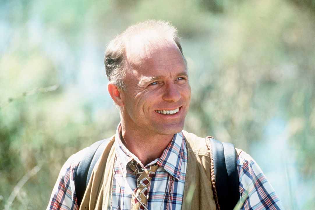 Hängt sein Herz an die Rettung eines ökologisch wertvollen Sumpfgebiets, doch dann begegnet er einer attraktiven Frau: Tom Wheeler (Ed Harris) ... - Bildquelle: Paramount Pictures