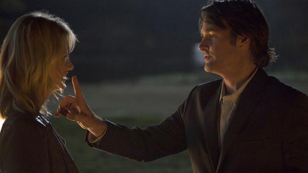 Würde Melissa (January Jones, l.) für eine Nacht mit Phil (Will Forte, r.) ih...