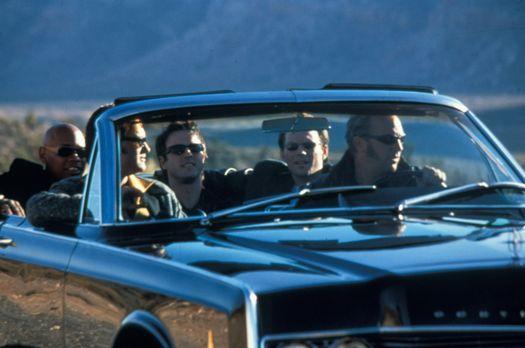 Crime Is King - 3000 Meilen bis Graceland - Während der Internationalen Elvis...