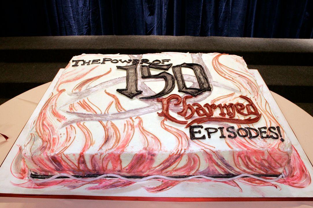 Charmed - Zauberhafte Hexen feiert Jubiläum ... - Bildquelle: Paramount Pictures