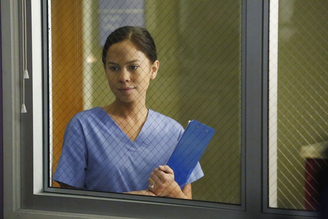 Kann April in ihrer schweren Zeit weiterhelfen: Wendy (Kim Hidalgo) ... - Bildquelle: ABC Studios