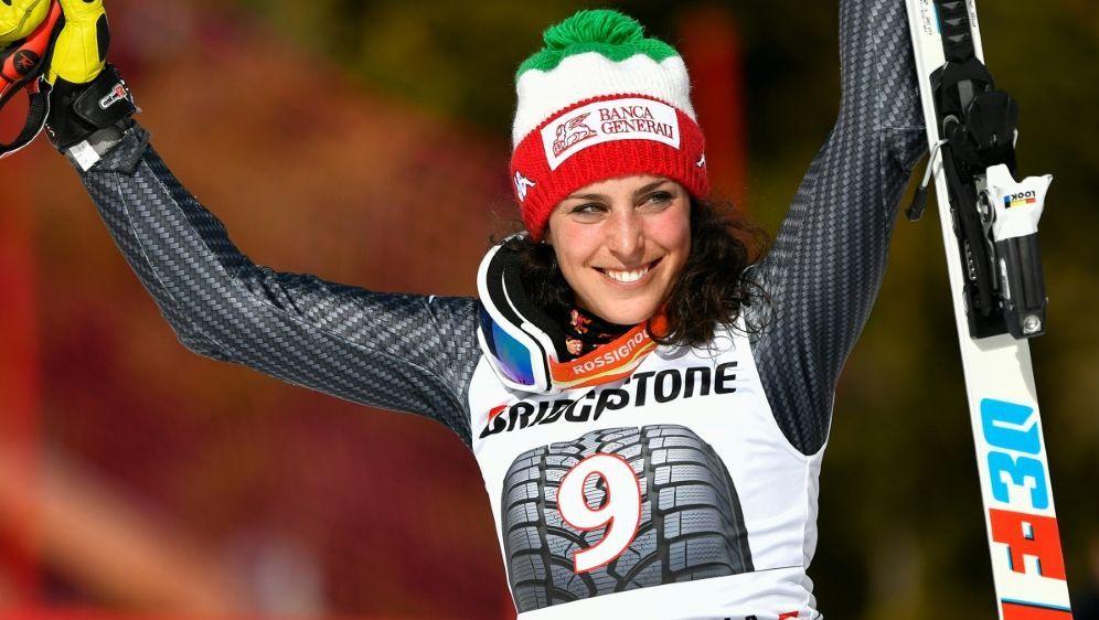 Brignone gewinnt den Super-G in Bad Kleinkirchheim - Bildquelle: AFPSIDFABRICE COFFRINI