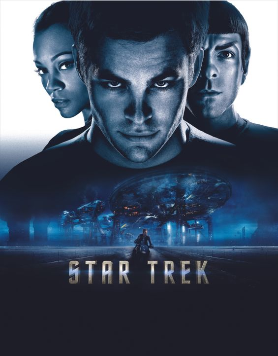 STAR TREK - Plakatmotiv - Bildquelle: Paramount Pictures