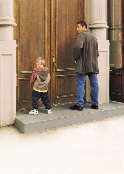 BIG DADDY - Artwork - Bildquelle: Columbia TriStar
