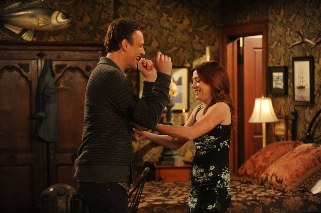 How I Met Your Mother - Staffel 9 - Folge 14 - Klapsgiving 314 - Bildquelle: 2013 Twentieth Century Fox Film Corporation. All rights reserved.