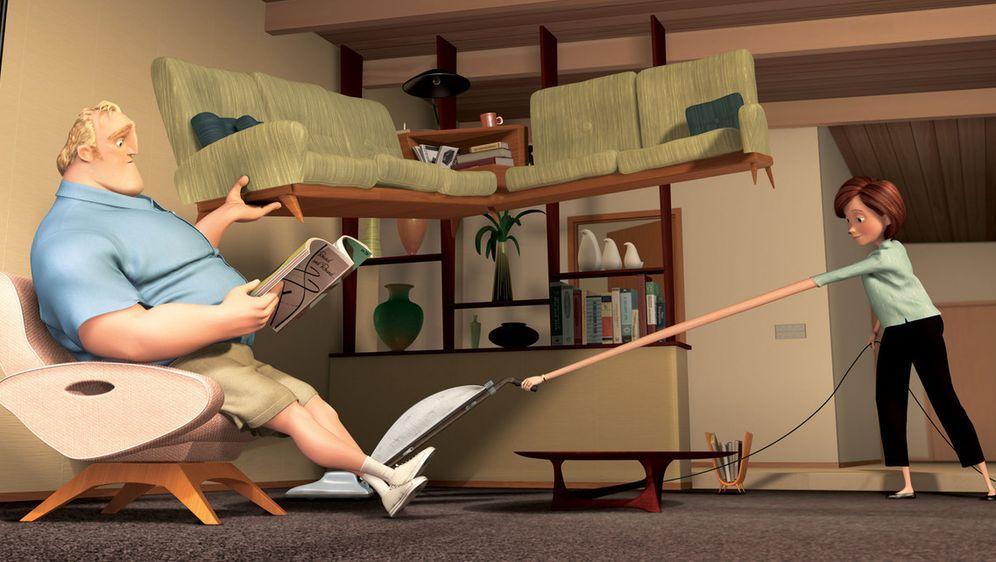 Die Unglaublichen - Bildquelle: Disney/Pixar. All rights reserved