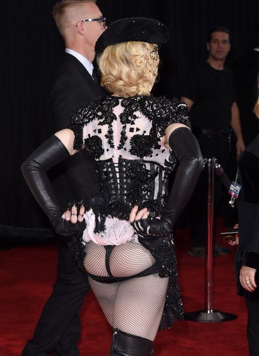 Madonna back - Bildquelle: JASON AFP