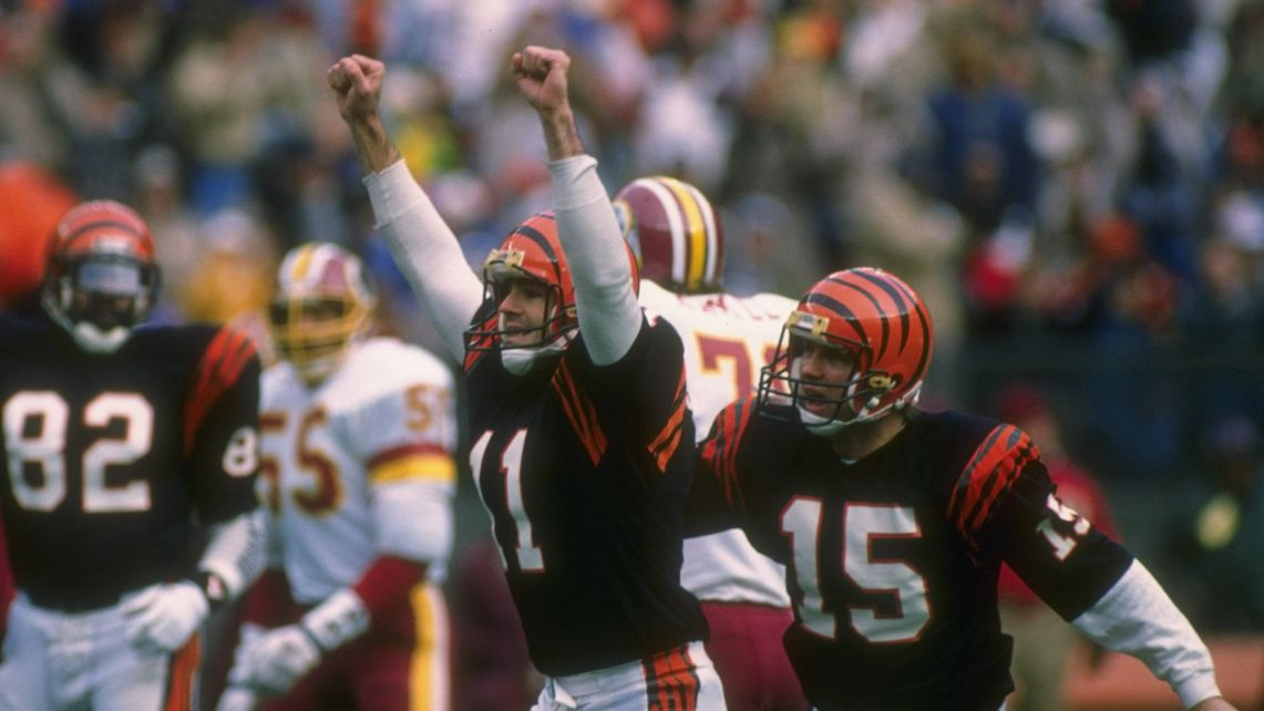 Cincinnati Bengals - Jim Breech - Bildquelle: Getty Images