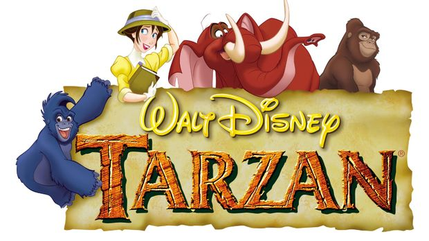 Tarzan - Plakatmotiv © Edgar Rice Burroughs Inc. and Disney