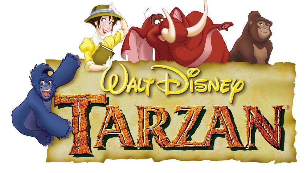 Tarzan - Bildquelle: Edgar Rice Burroughs Inc. and Disney