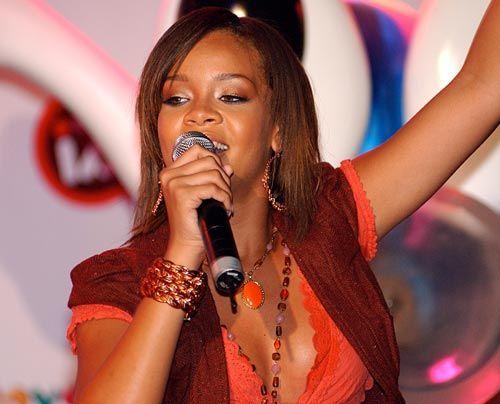 Galerie: Rihanna - Beauty aus Barbados - Bildquelle: AFP