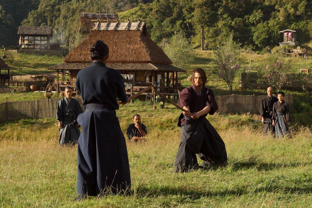 Eines Tages kommt der Bürgerkriegsveteran Kapitän Nathan Algren (Tom Cruise) nach Japan, um für Kaiser Meiji eine Armee nach westlichem Vorbild a... - Bildquelle: Warner Bros.