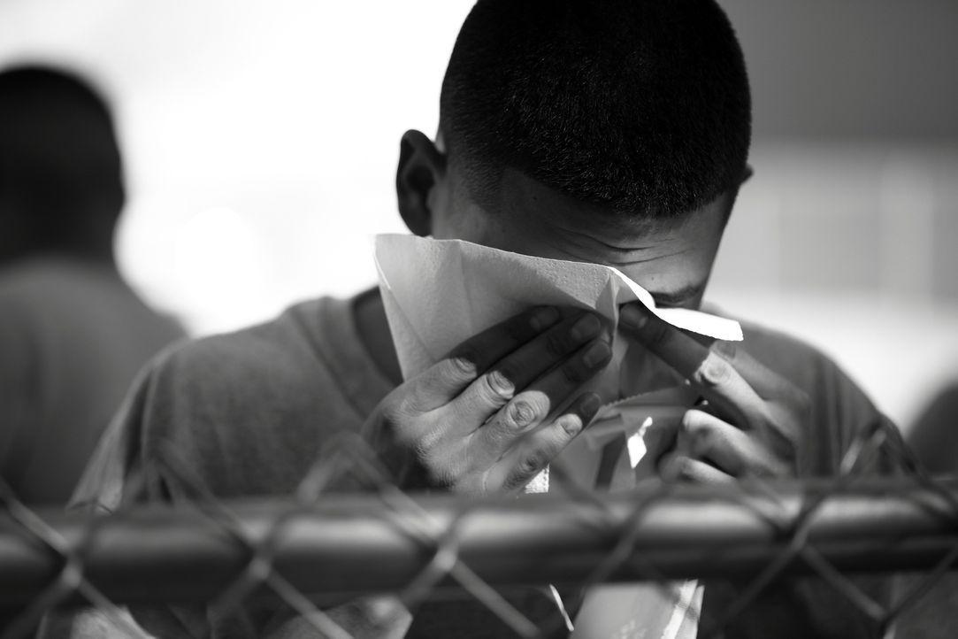 Der härteste Job der Welt: Wenn ein Justizvollzugsbeamter das erste Mal seinen Dienst antritt, wird er oft zur Zielscheibe für die härtesten Krimine... - Bildquelle: 2015 A&E Television Networks, LLC. All Rights Reserved.