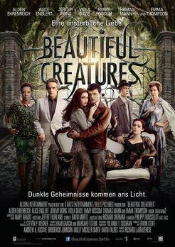 Beautiful Creatures - Eine unsterbliche Liebe - BEAUTIFUL CREATURES - EINE UN...
