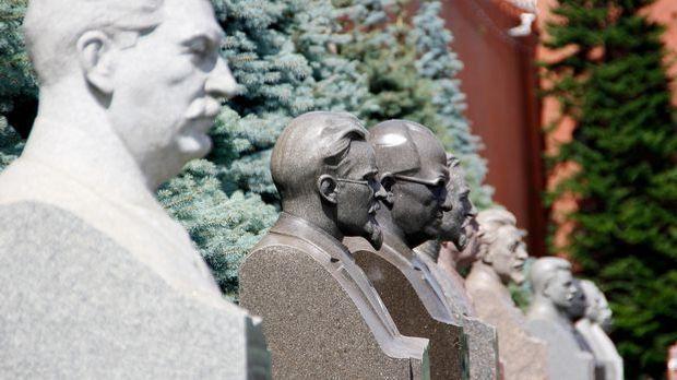 Josef Stalin Büste