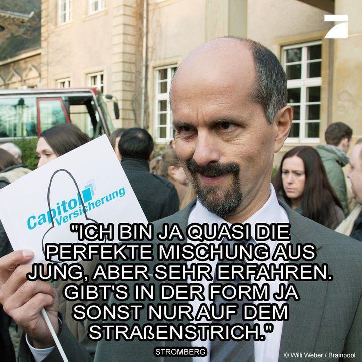 pro7_fb_meme-Stromberg-11-Willi-Weber-Brainpool - Bildquelle: Willi Weber / Brainpool