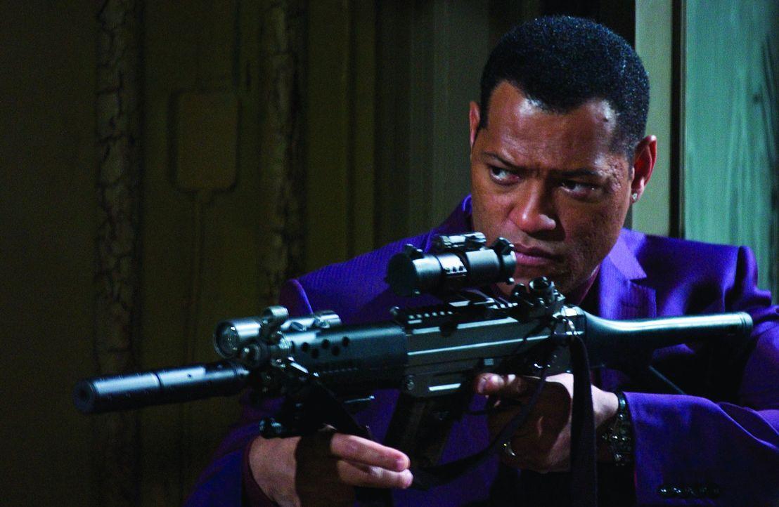 Der berüchtigte Gangsterboss Marion Bishop (Laurence Fishburne) muss sich mit den Bullen zusammentun, um das Geballere seiner zu allem entschlossen...
