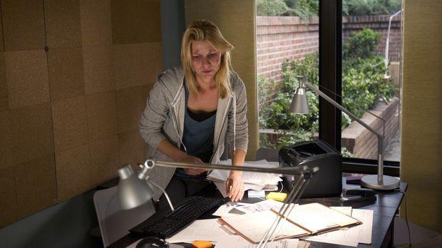 Ihre Befürchtungen lassen Carrie (Claire Danes) wilde Spekulationen und genia...