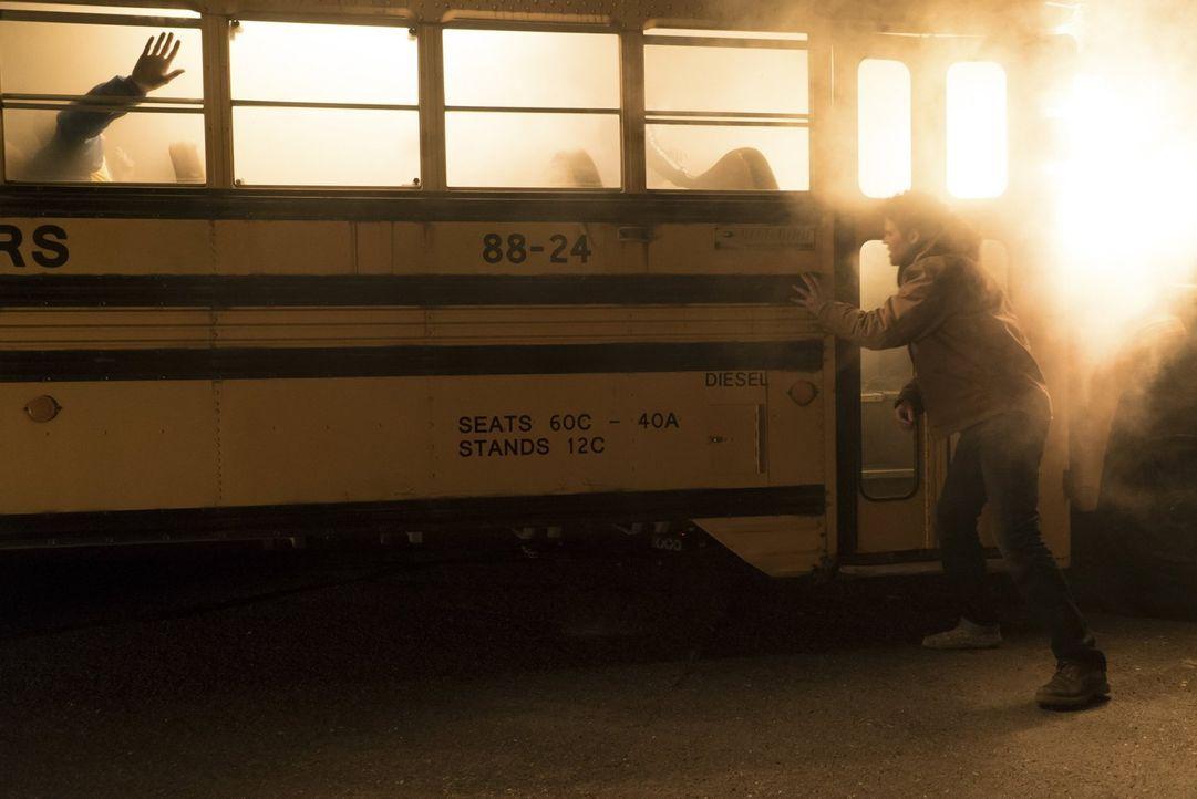 Während Stefan (Paul Wesley) erkennt, dass dieses Mal etwas mit seiner angeblichen persönlichen Hölle nicht stimmt, teilt Rayna eine alles verändern... - Bildquelle: Warner Bros. Entertainment, Inc.