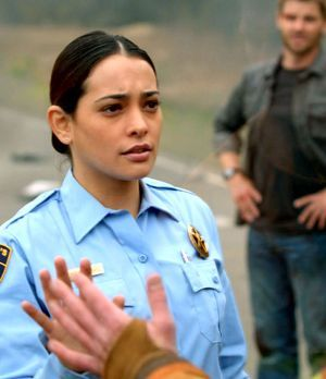 Natalie Martinez spielt Linda Esquivel