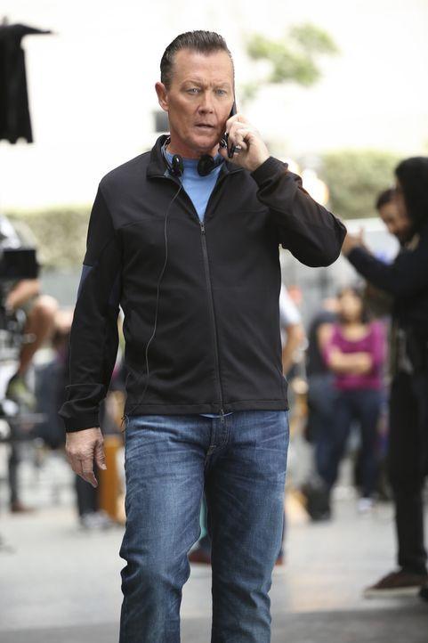 Cabe (Robert Patrick) setzt großes Vertrauen in sein Scorpion Team. Wird er dieses Mal tatsächlich enttäuscht? - Bildquelle: Monty Brinton 2015 CBS Broadcasting, Inc. All Rights Reserved.