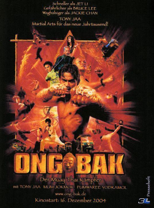 Ong-bak - Bildquelle: e-m-s new media AG