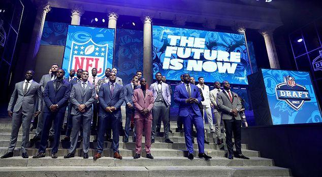 Gewinner/Verlierer NFL-Draft 2017 - Bildquelle: 2017 Getty Images