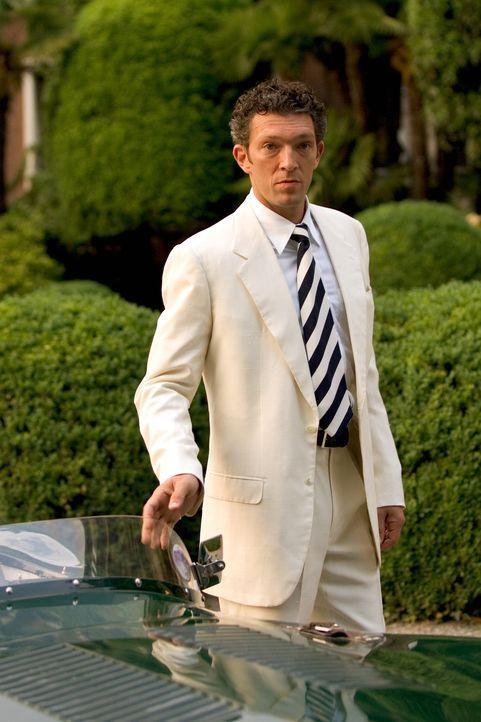 Will wissen, wer der größte Dieb der Welt ist: Nachtfuchs François Toulour (Vincent Cassel) ... - Bildquelle: Warner Bros. Television