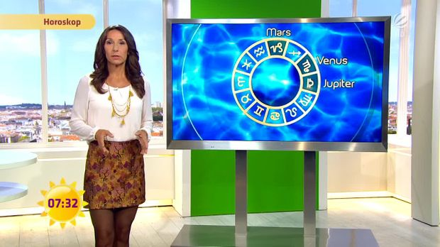 fr hst cksfernsehen video ihr horoskop am 28 9 sat 1. Black Bedroom Furniture Sets. Home Design Ideas