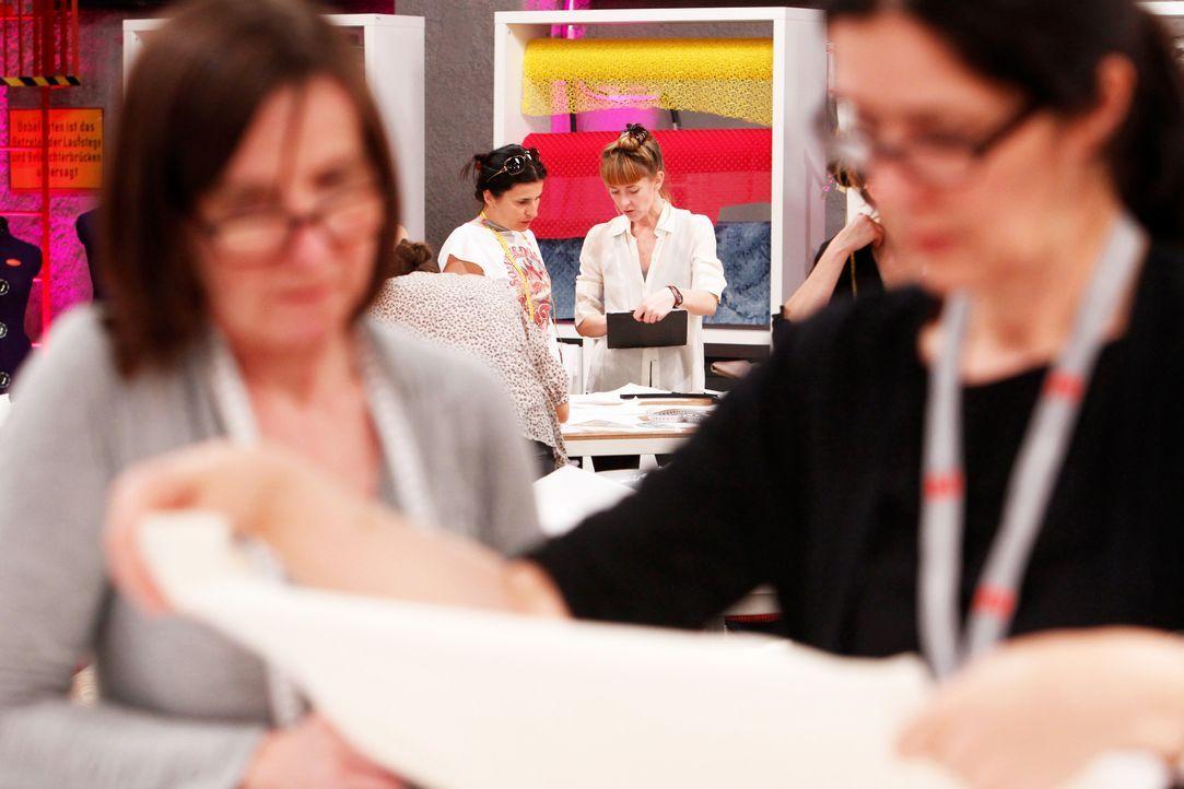 Fashion-Hero-Epi01-Atelier-26-ProSieben-Richard-Huebner - Bildquelle: ProSieben / Richard Huebner
