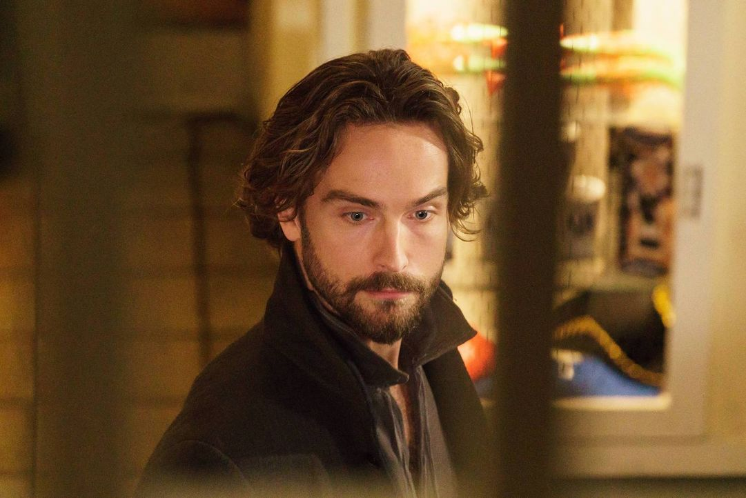 Auf der Suche nach seinem Platz in der Welt: Crane (Tom Mison) ... - Bildquelle: 2015-2016 Fox and its related entities.  All rights reserved.